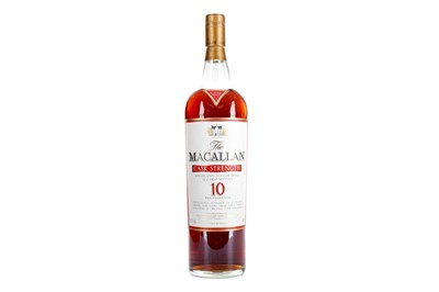Lot 188 - MACALLAN CASK STRENGTH 10 YEARS OLD - ONE LITRE