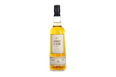 Lot 183 - MACALLAN-GLENLIVET 1975 FIRST CASK AGED 20 YEARS