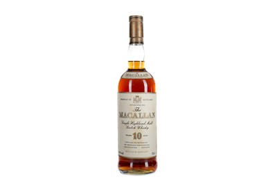 Lot 177 - MACALLAN 10 YEARS OLD