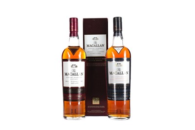 Lot 199 - MACALLAN DIRECTOR'S EDITION AND MACALLAN WHISKY MAKER'S EDITION