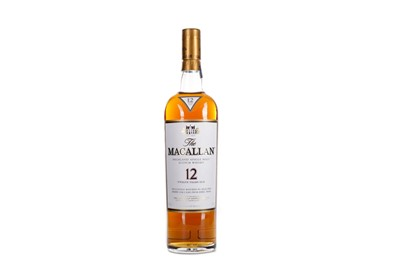 Lot 193 - MACALLAN 12 YEARS OLD
