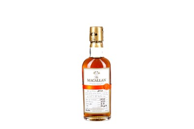 Lot 200 - MACALLAN 1997 EASTER ELCHIES 2010 RELEASE AGED 13 YEARS MINIATURE