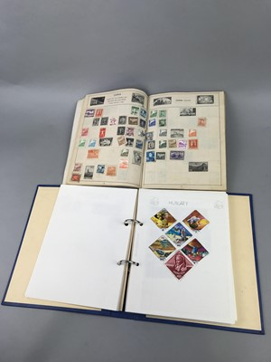 Lot 157 - A GROUP OF VARIOUS WORLD STAMPS