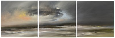Lot 271 - AFTER THE STORM BENBEL, A TRIPTYCH BY PHILIP RASKIN