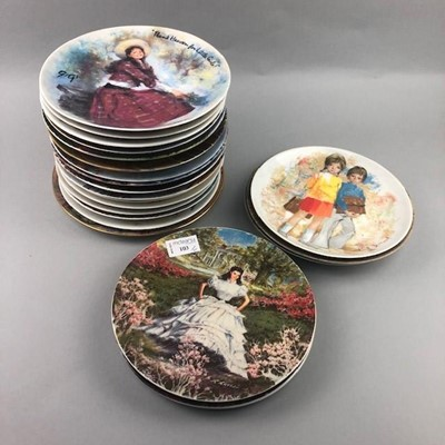 Lot 103 - A LOT OF VARIOUS COMMEMORATIVE CABINET PLATES