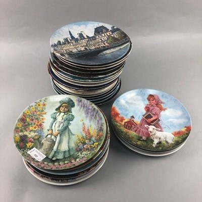 Lot 111 - A LOT OF VARIOUS COMMEMORATIVE CABINET PLATES