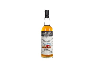 Lot 86 - SPRINGBANK AGAINST THE GRAIN 10 YEARS OLD