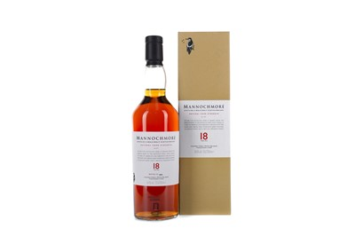 Lot 90 - MANNOCHMORE 1990 AGED 18 YEARS