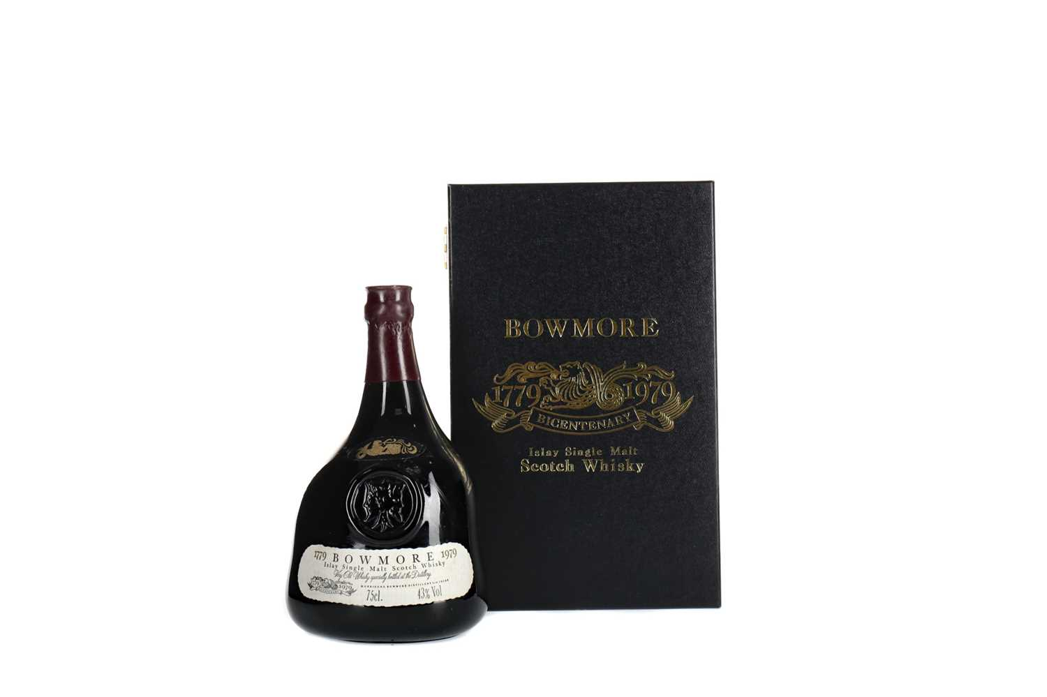 Lot 91 - BOWMORE BICENTENARY 1779-1979