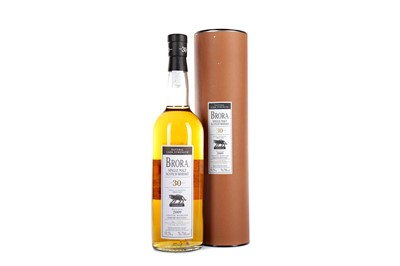 Lot 93 - BRORA AGED 30 YEARS 2009 RELEASE