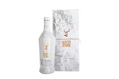 Lot 95 - GLENFIDDICH WINTER STORM AGED 21 YEARS BATCH NO. 2