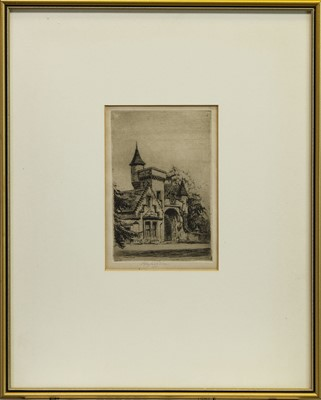 Lot 433 - MAULDSLIE, A SCOTTISH ETCHING