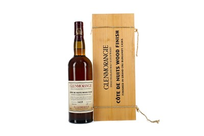 Lot 271 - GLENMORANGIE 1975 COTES DE NUITS AGED OVER 25 YEARS