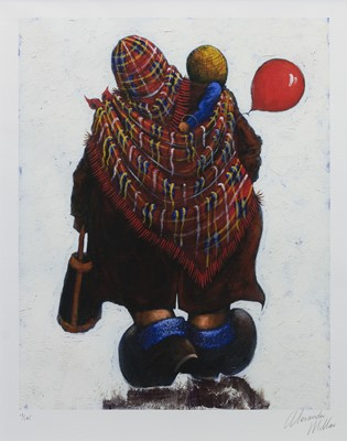 Lot 474 - A PAIR OF PRINTS BY ALEXANDER MILLAR