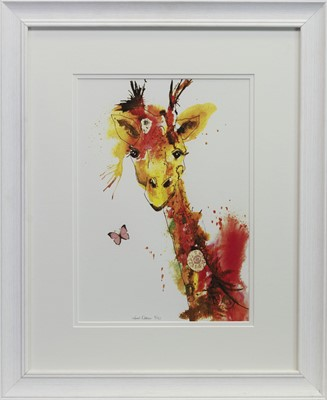 Lot 487 - A PAIR OF PRINTS BY SARAH WEYMAN