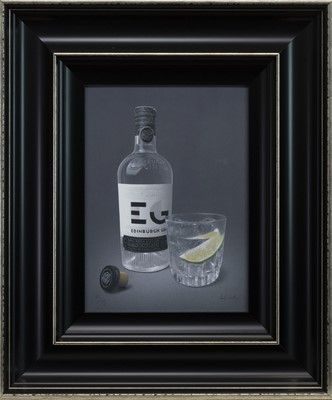 Lot 491 - SPIRITS OF SCOTLAND, A PAIR OF PRINTS BY COLIN WILSON