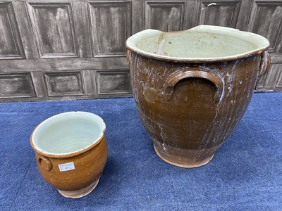 Lot 47 - A LOT OF TWO PLANTERS