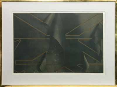 Lot 51 - ARTIST'S PROOF, A PRINT BY KEITH MILOW