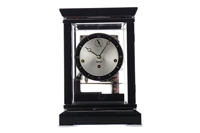 Lot 1730 - A CONTEMPORARY KIENINGER MANTEL CLOCK