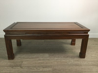 Lot 792 - A CHINESE LOW TABLE