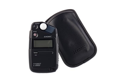 Lot 1800 - A SEKOINIC 308S FLASH METER
