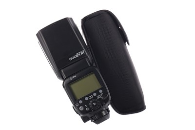 Lot 1794 - A CANON SPEEDLITE 600 EX - RT FLASH