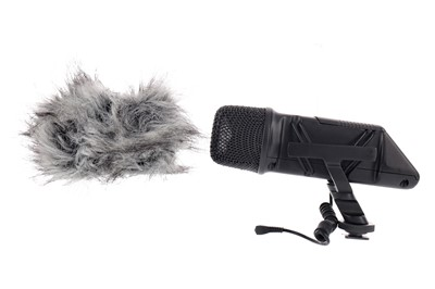 Lot 1793 - A RHODE SVM MICROPHONE