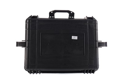 Lot 1792 - A WATERPROOF HARD BODY CAMERA/STORAGE CASE