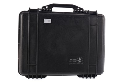 Lot 1782 - A PELI 1600 CASE AND A PELICAN 1520 CASE