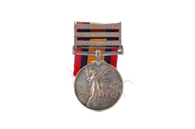 Lot 1382 - A VICTORIAN SOUTH AFRICA MEDAL