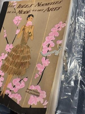Lot 1401 - A LOT OF FIVE 'LES IDEES NOUVELLES DE LA MODE ET DES ARTS' FRENCH FASHION MAGAZINES 1928