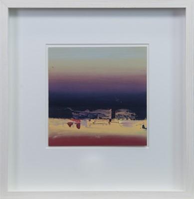 Lot 545 - ESPLANADE, AN OIL BY CHRIS BUSHE