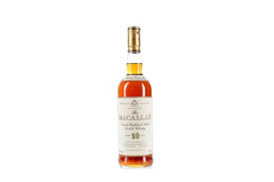 Lot 1 - MACALLAN 10 YEARS OLD