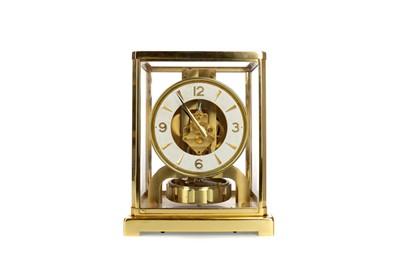 Lot 1105 - A JAEGER LE COULTRE MANTEL CLOCK