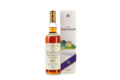 Lot 11 - MACALLAN 1977 18 YEARS OLD