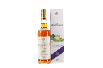 Lot 12 - MACALLAN 1976 18 YEARS OLD