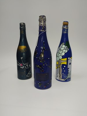 Lot 1649 - TAITTINGER COLLECTION 1982. 1983 AND 1985