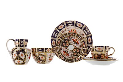 Lot 1042 - A COLLECTION OF ROYAL CROWN DERBY TEA WARE