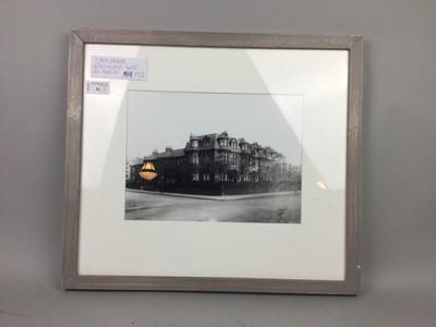 Lot 31 - A SET OF THREE PHOTOGRAPHS OF KENSINGTON GATE, GLASGOW
