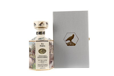 Lot 47 - POINTER'S FLY FISHING AGED 12 YEARS - ONE LITRE