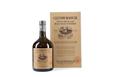 Lot 16 - GLENMORANGIE TRADITIONAL 100° PROOF - ONE LITRE