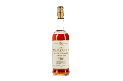 Lot 17 - MACALLAN 1972 18 YEARS OLD