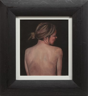 Lot 550 - CHANGE, AN OIL BY ANGELA REILLY