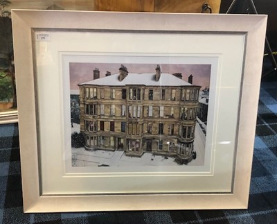 Lot 255 - AVRIL PATON, WINDOWS IN THE WEST