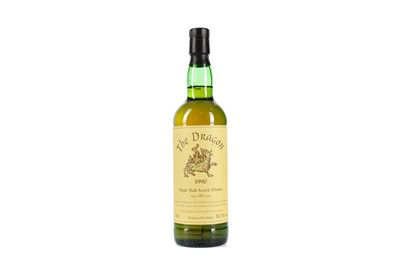 Lot 86 - HIGHLAND PARK 1990 THE DRAGON AGED 19 YEARS