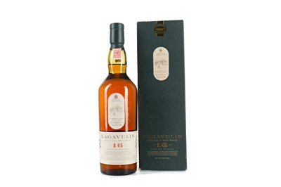 Lot 69 - LAGAVULIN AGED 16 YEARS WHITE HORSE DISTILLERS