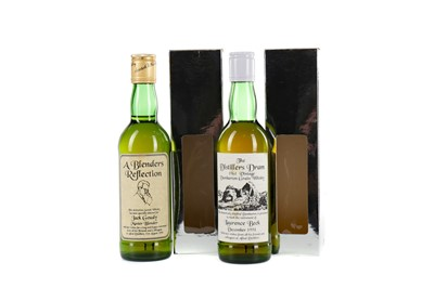 Lot 75 - DUMBARTON 1961 THE DISTILLERS DRAM, AND A BLENDERS REFLECTION