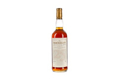 Lot 91 - MACALLAN 1972 ANNIVERSARY MALT 25 YEARS OLD - REMY AMERIQUE INC. IMPORT