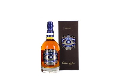 Lot 95 - CHIVAS REGAL AGED 18 YEARS