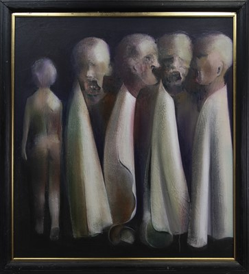 Lot 509 - UNTITLED, 2000, AN OIL BY COLIN PARK